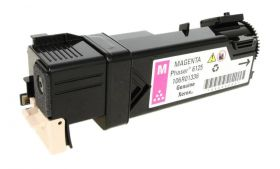 Тонер пурпурный (106R01336) Xerox Phaser 6125, оригинальный  (1K)