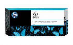 Картридж для HP Designjet T1500, T920, T2530, T1530, T930, T2500 (F9J80A) серый