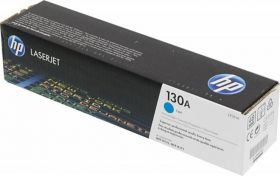 Kартридж голубой HP 130A/CF351A