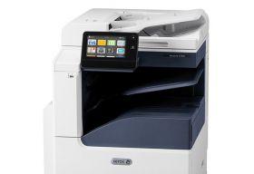 Цветное МФУ Xerox VersaLink C7025 с трехлотковым модулем