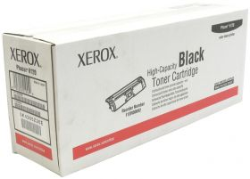 Xerox Phaser 6120 тонер-картридж black (черный) (113R00692)