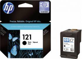 Картридж для HP Deskjet D1663, D2563, D2663, D5563, F2483, F2423, F2493, F4213, F4583, F4275, F4283, Photosmart C4683, C4783 (CC640HE №121) (черный)