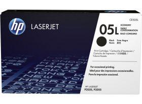 Тонер-картридж для HP LaserJet P2035, P2055 (CE505D №05А) (черный) (2 шт)
