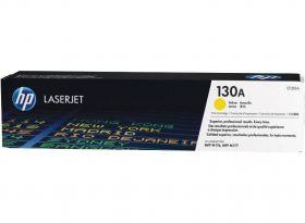 HP 130A, оригинальный лазерный картридж HP LaserJet, желтый (CF352A)