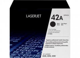 Картридж черный HP 42A LaserJet 4250/4350 (10K)