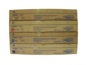 TN-221K/A8K3150 Тонер черный Konica-Minolta bizhub C227/С287-серия