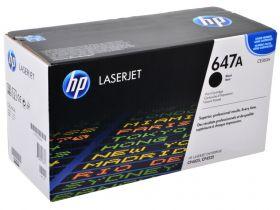 Картридж черный HP 647A/CE260A
