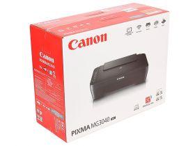 МФУ цветное Canon Pixma MG3040