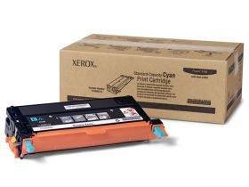 Картридж стандартной емкости голубой для Xerox Phaser 6180