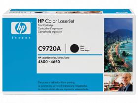 Принт-картридж черный HP Color LaserJet 4600 (9K)