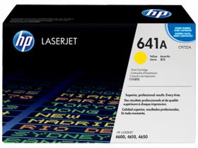 Принт-картридж желтый HP Color LaserJet 4600 (8К)