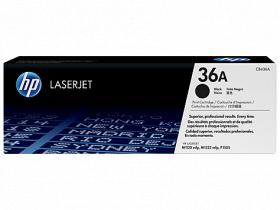 Картридж черный HP 36A LaserJet P1505/M1120/M1522 (2K)