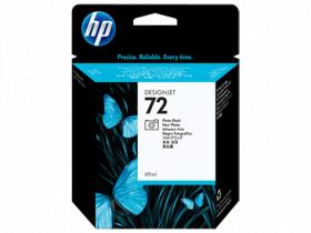 Картридж №72 черный HP DesignJet TT610/T1100 (69мл)