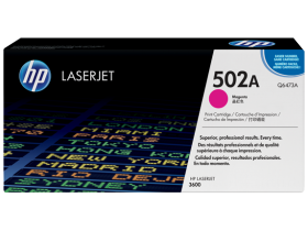 Картридж пурпурный HP Color LaserJet 3600/3800 (4K)