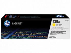 Картридж желтый HP CE322A