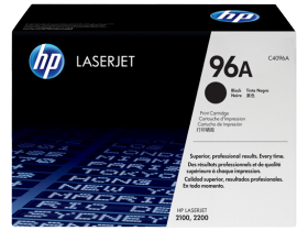 Картридж черный HP 96A LaserJet 2100/2200 (5K)
