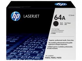 Картридж черный HP 64A LaserJet P4014/P4015/P4515 (10К)
