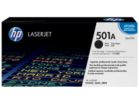 Картридж черный HP Color LaserJet 3600/3800 (6K)