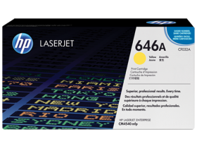 Принт-картридж желтый HP Color LaserJet CM4540 MFP (12,5К)