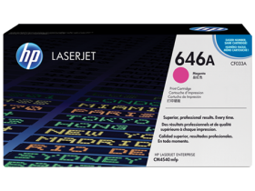 Принт-картридж пурпурный HP Color LaserJet CM4540 MFP (12,5К)
