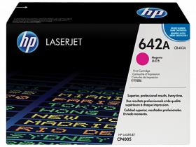 Картридж пурпурный HP Color LaserJet CP4005 (7,5K)
