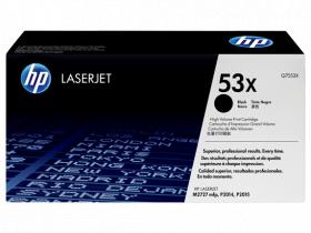 Картридж черный HP 53X LaserJet Р2014/15/15d/15dn/15n/15x/ M2727nf/nfs (7K)