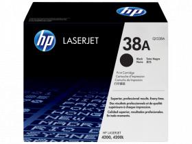 Картридж черный HP 38A LaserJet 4200 (12К)