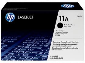Картридж черный HP 11A LaserJet 2410/20/30 (6K)