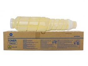 Тонер желтый Konica Minolta TN-612Y (A0VW250) оригинальный