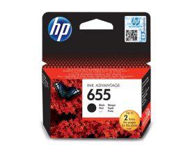 Картридж для HP Deskjet Ink Advantage 3525, 4615, 4625, 5525, 6525 e-All-in-One (CZ109AE № 655) черный