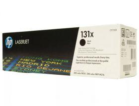 Черный картридж HP 131X/CF210X