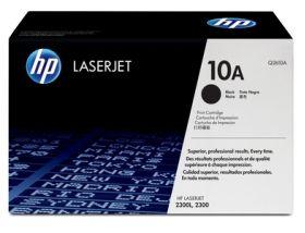 Картридж черный HP 10A (Q2610A) LaserJet 2300 (6K), оригинальный