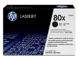 Картридж черный HP 80X LaserJet Pro 400 M401/Pro 400 MFP M425 (6,9К)