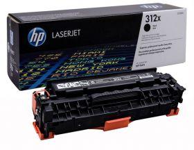 Картридж HP CF380X (№312X) лазерный черный для Color LaserJet Pro MFP M476