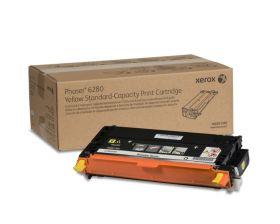 Принт-картридж желтый (106R01390) Phaser 6280