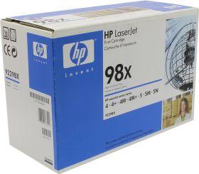 Картридж HP 92298X