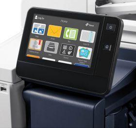 Цветное МФУ Xerox VersaLink C7020 с трехлотковым модулем