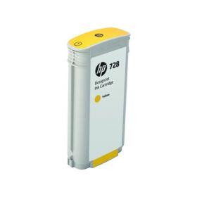 Картридж для HP Designjet T730, T830 (F9J65A) желтый