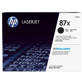 Картридж для HP LaserJet Enterprise M506dn, M506x, MFP M527dn, MFP M527f, Flow MFP M527c (CF287X) (черный)