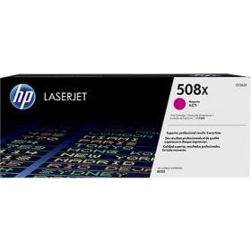 Картридж для HP LaserJet Enterprise M552 (CF363X) пурпурный