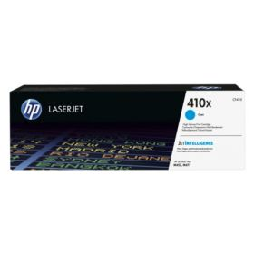 Картридж для HP Color LaserJet Pro M452dn, M452nw, MFP M477fdn, M477fdw, M477fnw (CF411X) голубой