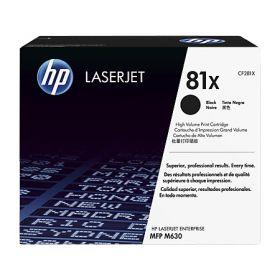 Картридж для HP LaserJet Enterprise M630dn, M630f, M630h, M630z CF281X