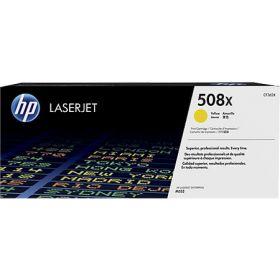 Тонер-картридж для HP Color LaserJet Enterprise M552x, M552n, M552dn (CF362X) (желтый)