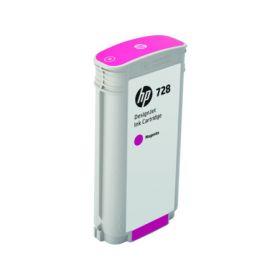 Картридж для HP Designjet T730, T830 (F9J66A) пурпурный