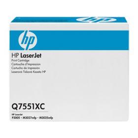 Тонер Картридж HP Q7551XC черный LJ P3005/M3035mfp/M3027mfp