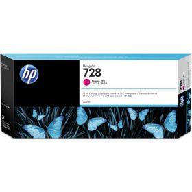 Картридж для HP DesignJet T730, T830 (F9K16A №728) (пурпурный)