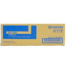 Тонер для Kyocera FS-1028MFP, 1128MFP, 1300D, 1350DN (Kyocera TK-130) (черный)