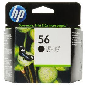 Картридж для HP Deskjet 450C, 5550 (C6656AE №56) (черный)