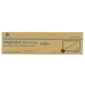 Тонер картридж Konica Minolta MagiColor 1680MF черный