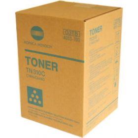 Тонер голубой Konica Minolta 4053703